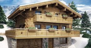 Продажа шале в Альпах