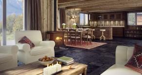 6,5-комнатное шале в От-Нанда (Haute-Nendaz)
