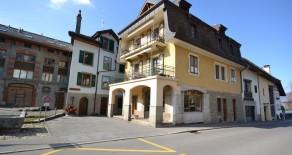 5,5-комнатная квартира в Шайи-Монтре (Chailly-Montreux)