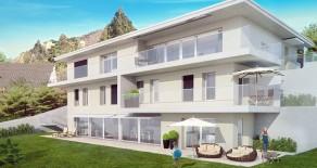 5,5-комнатная квартира в Вето (Veytaux)